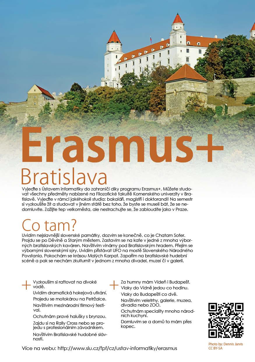 Erasmus - Bratislava