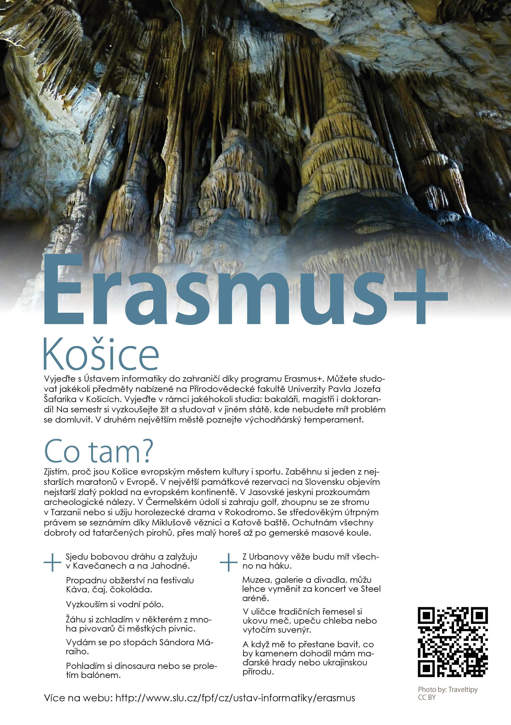 Erasmus - Košice