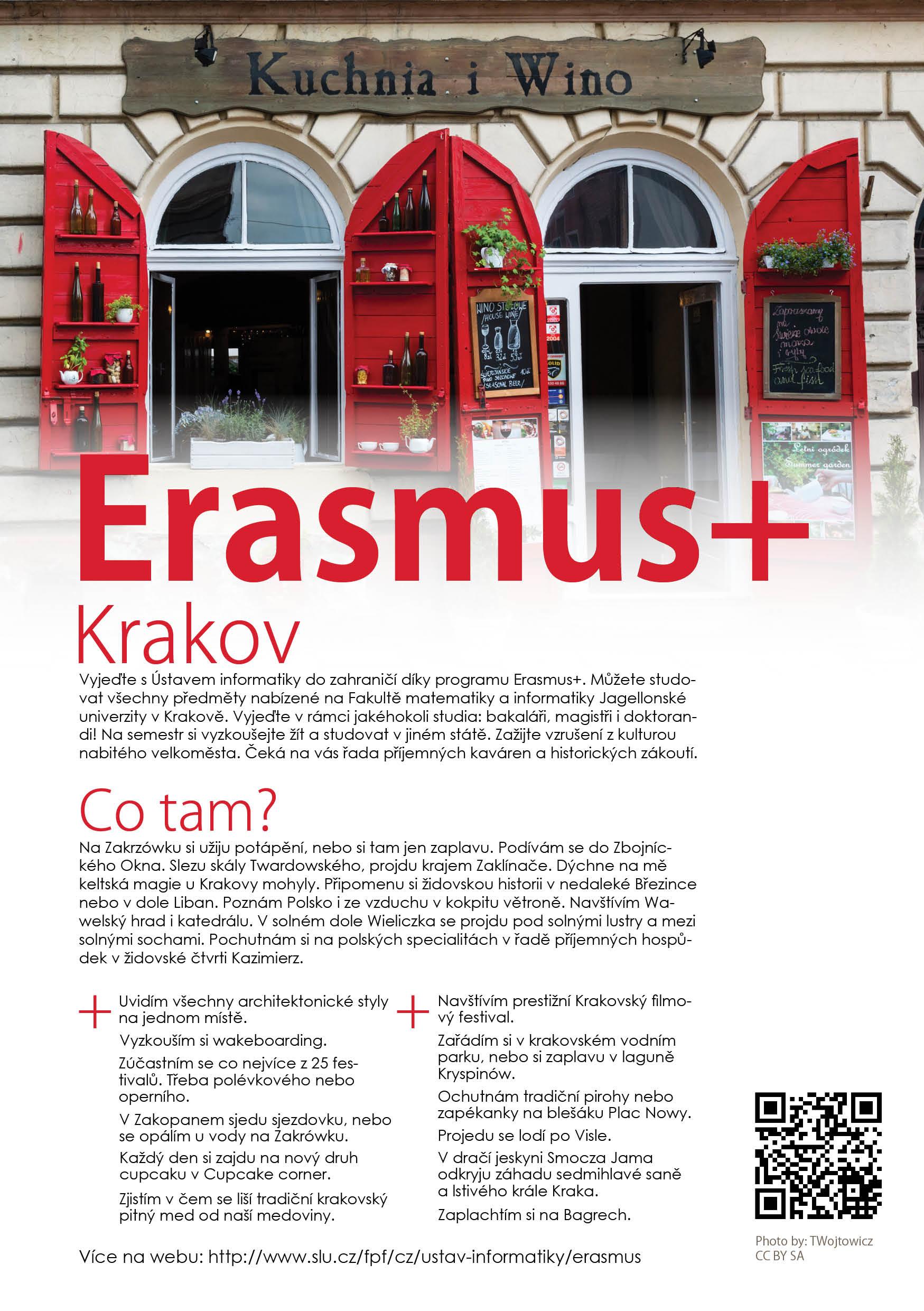 Erasmus - Kraków