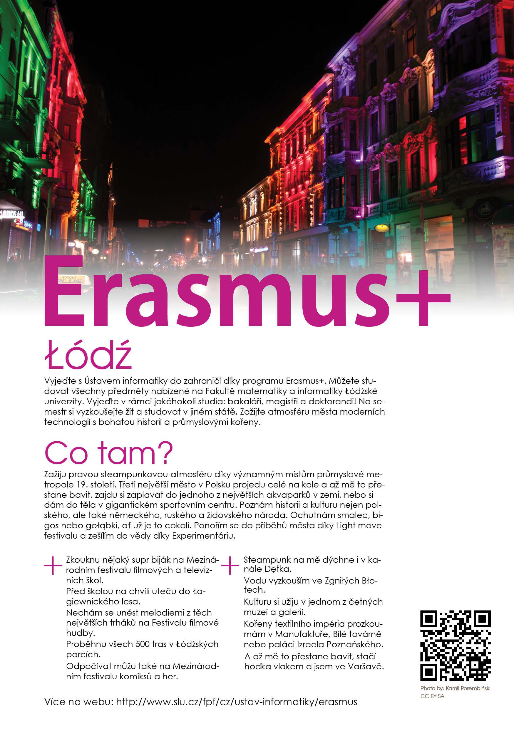 Erasmus - Lódź