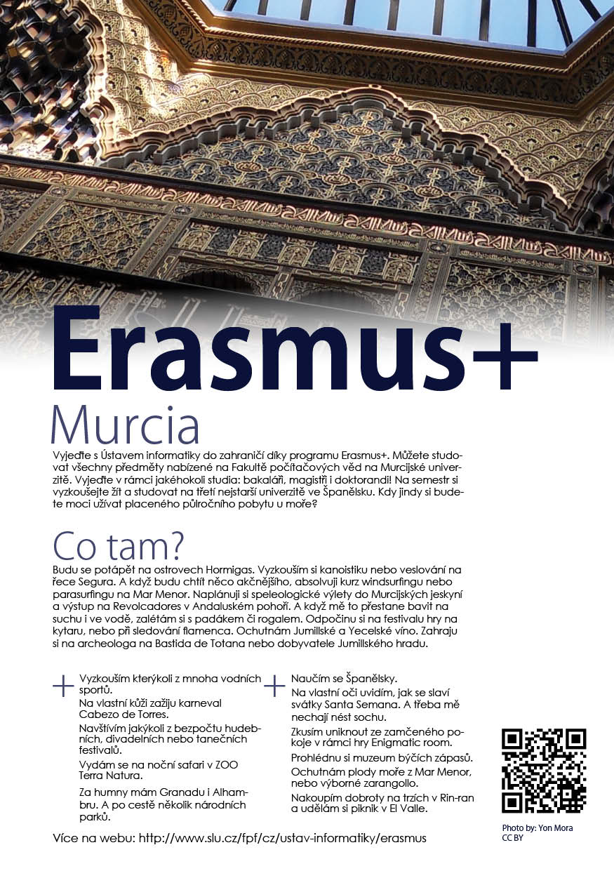 Erasmus - Murcia