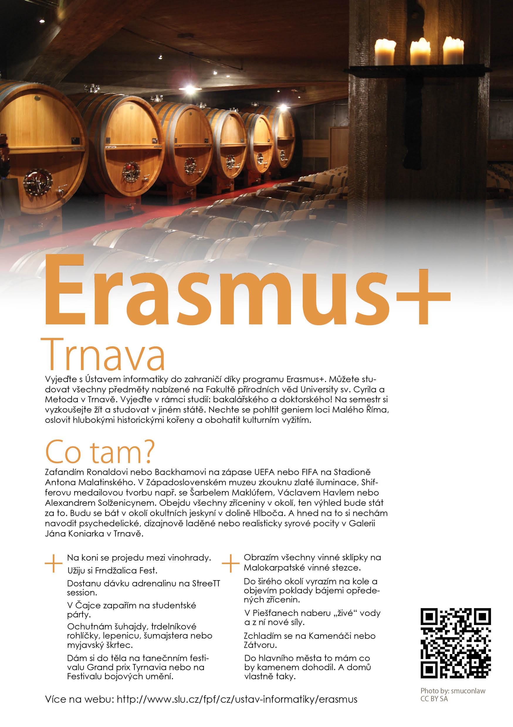Erasmus - Trnava