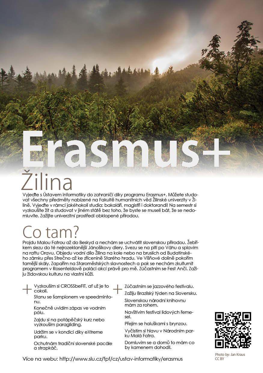 Erasmus - Žilina